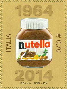 2014 - 50º anniversario della Nutella - Barattolo di Nutella