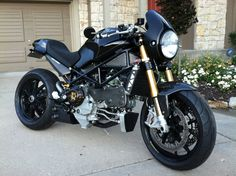 Ducati-Monster-Black-Color-Bike