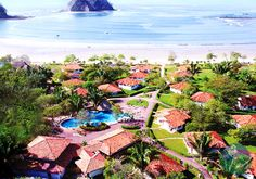 Hotel Villas Playa Samara, Costa Rica. One of Costa Rica's most beautiful beaches awaits you just a few meters away!