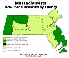 Tick borne diseases are broadly well established in pa marthas vineyard nantucket 1 in us with an astounding tick borne disease tbd incidence rate ir of 715 6 of 13 counties in top 100 ir sciox Images