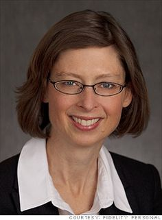 Abigail Johnson - Fidelity Investment potential next CEO & a Bostonian!