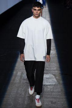 Alexander Wang homme printemps-été 2016
