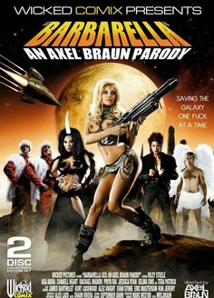 Barbarella XXX: An Axel Braun Parody on DVD from Wicked Pictures. Staring Riley Steele, Asa Akira , Tera Patrick and Chanell Heart. Riley Steele, Pirate Movies, Barbarella, All Movies, Movies Online, Hindi Movies, Film Movie, Movie 21, Captain Marvel