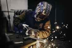 Welding wouldn't be possible without welding supplies. Here's the list of the top ten essential welding supplies Toronto welders need. Explore to learn more. Mig Welding Tips, Welding Shop, Arc Welding, Welding Works, Welding Jackets, Welding Gloves, Welding Helmet, Muscat, Best Plasma Cutter