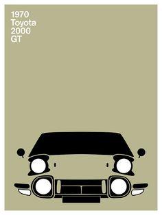 Toyota 2000, 1970: