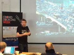 "@hjortur""Future of work will be frilansers"" #CSWArcticCircle at @laplandvlm"