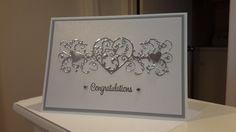 Anna's wedding card