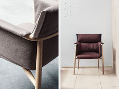 Embrace Chair by EOOS for Carl Hansen