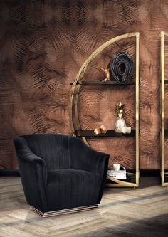 KOKET, pure sense of love in furniture. Do you resist these wonderful interior design ideas?   www.delightfull.eu #delightfull #femine #koket #furniture #luxuryhome #luxurydesign #womanly