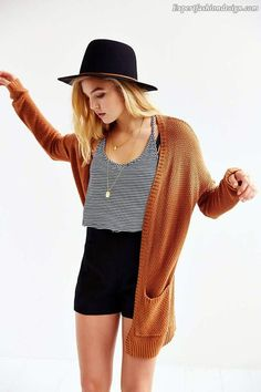 45 Cute Hipster Outfits Worth Trying in 2016 - 32 #Casual