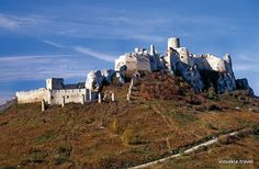 Spissky hrad castle, Slovakia  We went there probably 3 times in 1 year