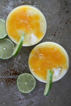 Mango Coconut  Orange Vodka Crush