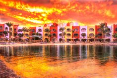 This all-inclusive Red Sea resort offers an outdoor Olympic pool, a long private beach and private pier. Egypt Culture, Family Friendly Resorts, Egypt Fashion, Visit Egypt, Egypt Travel, Where To Go, Travel Inspiration, Hurghada Egypt, Places To Visit