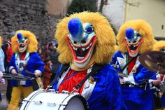 FASCHING Basel, Bad Wimpfen, Ash Wednesday, Lets Celebrate, Folklore, Mardi Gras, Great Places, Switzerland, New Orleans