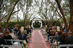 Padua Hills Theatre- Southern California Outdoor Wedding Gazebo Ceremony - Enchanted Portraiture