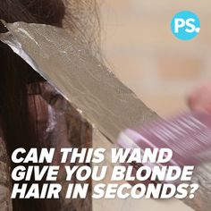 The Blonde Wand from Pravana claims to lighten your hair seven levels in just seconds, which begs the question: does it work? And is it safe?