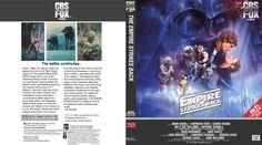 Star Wars Episode 5 Blu-ray Custom Cover