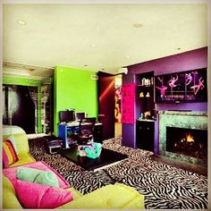 1000 Images About Neon Bedroom Ideas On Pinterest Neon