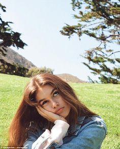 Double the models: Kendall Jenner photographed Kaia Gerber for the latest issue of Love ma...