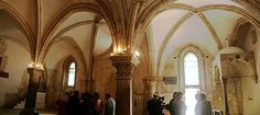 The oldest extant building identified as an early site of Christian worship is the Cenacle in Jerusalem. Inside the building on Mount Zion as it exists today