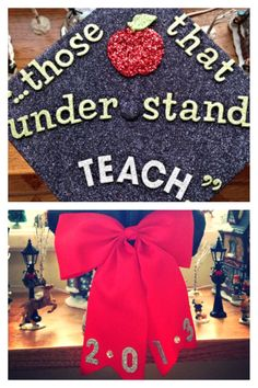 Graduation Cap for Education Graduates.