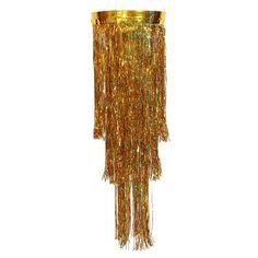 Kleine Voliere aus Metall, gold, 2 St | Gold | {Tischaccessoires 49}
