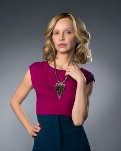 Calista Flockhart stars as Cat Grant in the new action-adventure drama SUPERGIRL, on the CBS Television Network. Photo: Richard Cartwright/CBS CBS Broadcasting Inc. All Rights Reserved Ally Mcbeal, Supergirl Season, Supergirl 2015, Supergirl Series, Harrison Ford, Calista Flockhart Supergirl, The Flash, Science Fiction, Cat Grant