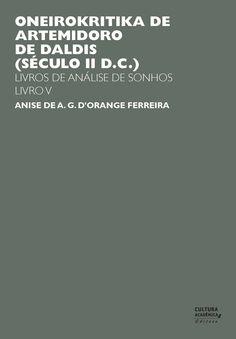 Oneirokritika de Artemidoro de Daldis (século II D.C.) - Linguística - Cultura Acadêmica
