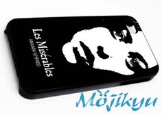 Les Miserables Case For Your iPhone 4/4s, iPhone 5/5s, iPhone 5c, Galaxy S3, Galaxy S4, Galaxy S5, Custom