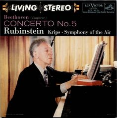 living stereo album covers   CD 6 Strauss: Burleske for Piano & Orchestra / Rachmaninoff: Piano ...