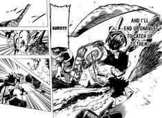 Boku no Hero Academia: Tenya Iida Burst forward to save Todoroki Shouto #BokuNoHeroAcademia #TenyaIida #StainTheHeroSlayer #TodorokiShouto