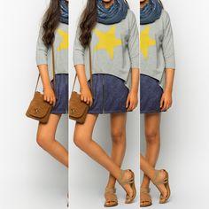 WANT!!! NEED!!! WANTTTTTT!!! #nicoli #nicolimoda #cool #fashion #lomasin #moda #summer #verano #skirts #falda #otd #tendencia #streetstyle #lovely #cute #awesome   http://www.nicoli.es/tienda/Minifalda-cremallera-tinta.html