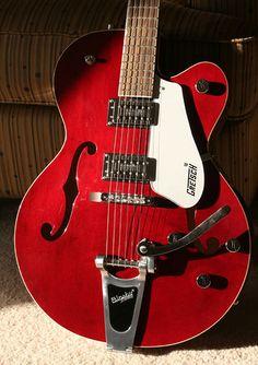 Vintage Cherry Red Gretsch ♥