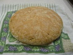 Around the World In 80 Breads: Hiivaleipa (Finnish Round Loaf) -- my go-to, no-fail bread recipe