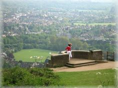 Box Hill - the top of one of my favourite climbs in the UK, and on my doorstep; a wonderful space to go to and breathe...