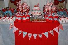 Gorgeous decorating ideas for birthday party tables