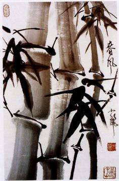 The strength of bamboo