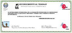 Reconocimientos 2014: Manuel David Orrio del Rosario Distinción Pablo de la Torriente Brau