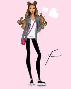 Ariana Grande 'Takes Over the Japan' by Yigit Ozcakmak