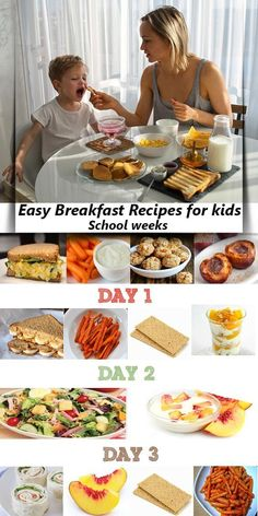 If left to themselves, kids will not have a problem with having two different desserts for breakfast. This is where the role of the parent comes in, to provide guidance to a healthy start of the day. Easy Breakfast Casserole Recipes, Breakfast Smoothie Recipes, Best Breakfast Recipes, Breakfast Lunch Dinner, Breakfast For Kids, Brunch Recipes, Breakfast Cereal, Breakfast Clipart, Spring Onion Recipes