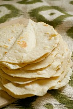 Homemade Tortillas: Such an easy way to make your own tortillas, fast and tasty! - Eazy Peazy Mealz