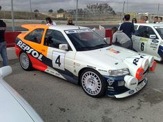 Ford Escort Cosworth Carlos Sainz Clone