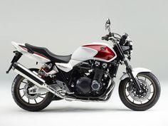 March 2014: Honda CB1300 Super Four (ABS)