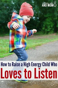 Do you have a 3 year old not listening? This one simple tip is so HELPFUL!