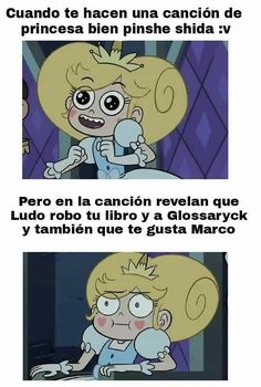 Nooo que relevación 🙁😞 Butterfly Family, Star Butterfly, Starco Comic, Star Force, Funny Video Memes, Star Vs The Forces Of Evil, Force Of Evil, Animation Series, Queen