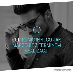 Cel to nic innego jak marzenie z terminem realizacji Life Is Strange, Better Life, Self Improvement, Wise Words, Lol, Humor, Motivation, Sayings, School