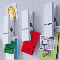 wall-memo-holder-clothespins-crafts