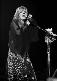 Stevie Nicks. The Ultimate Boho Queen