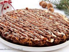 Prajitura cu ciocolata si nuci 'Spargatorul de nuci' recipe