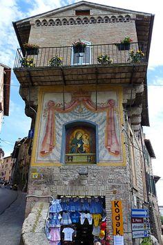 Assisi, Italy, province of Perugia , Umbria